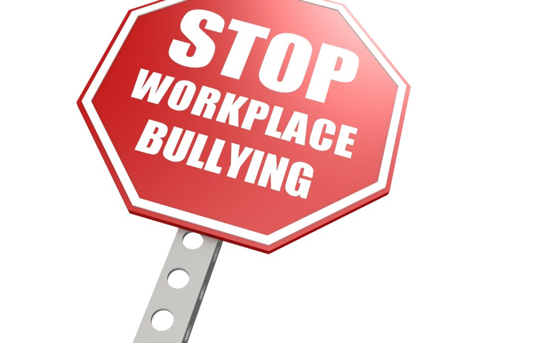 Don't Be Fooled- Workplace Bullying Exists! 6/24/2019
