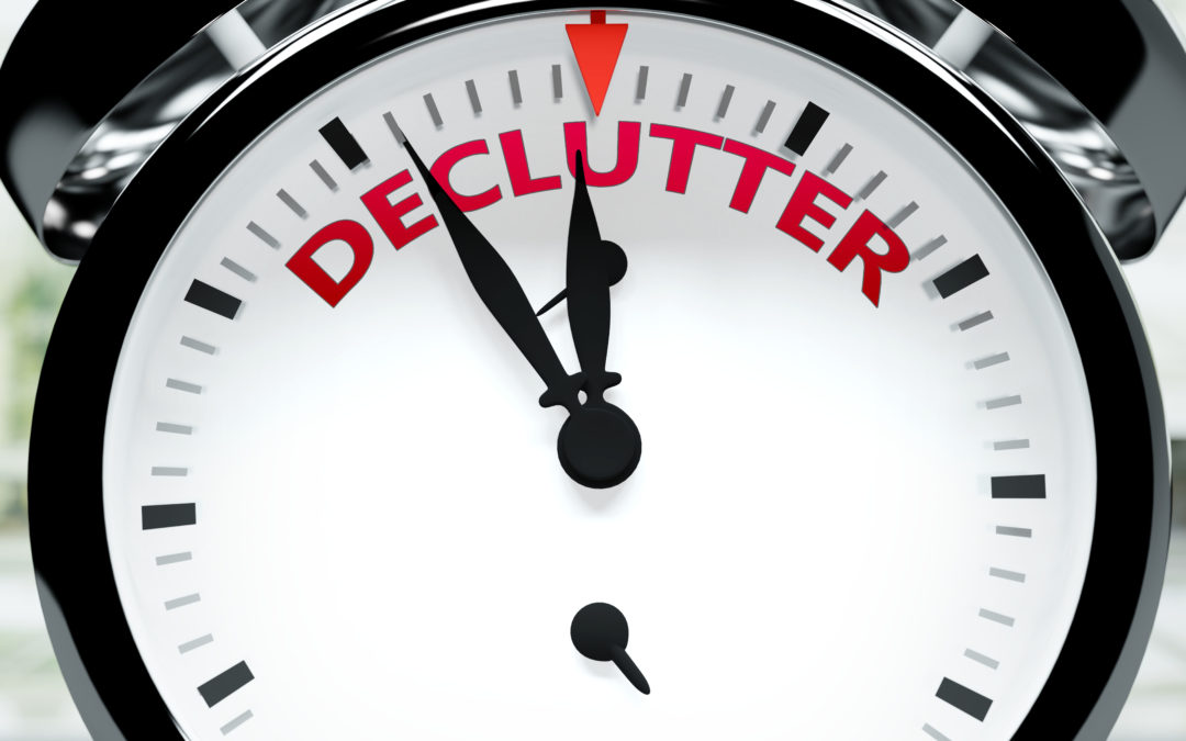 Get Rid of Clutter and Free Your Mind.