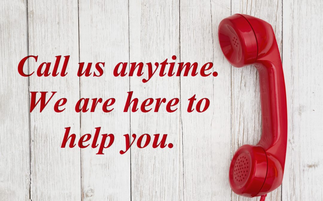 Your Life Matters – Thank You For Your Support!