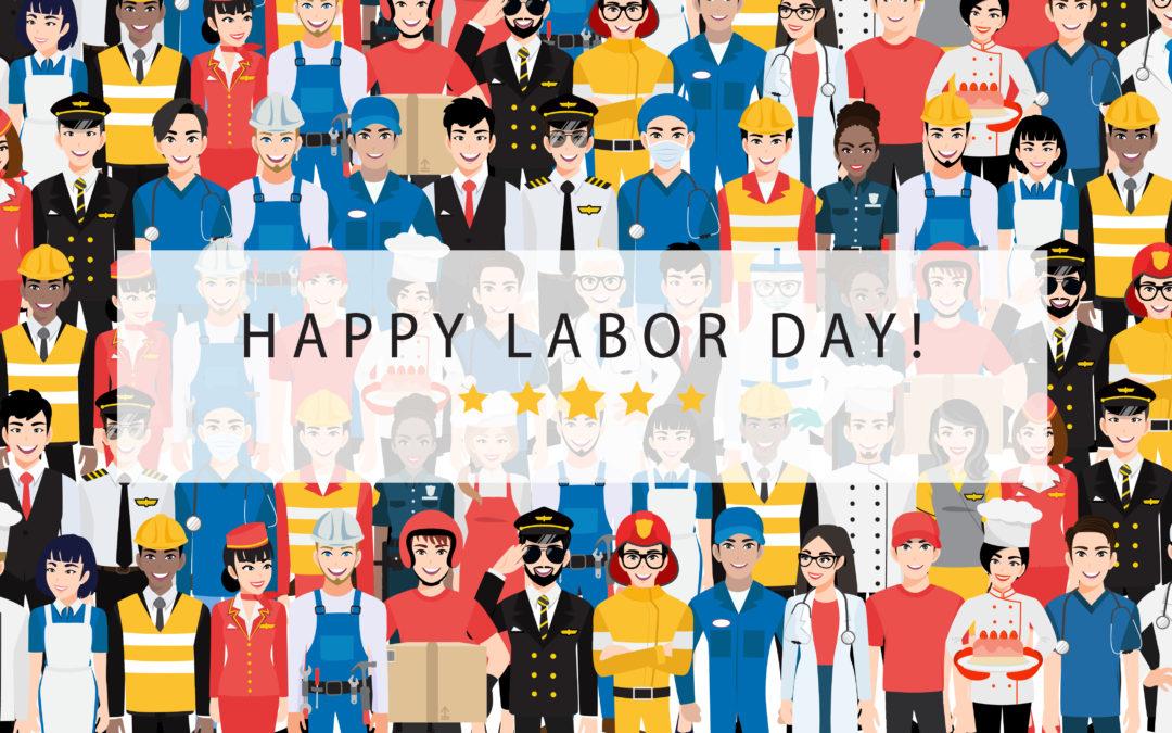 Celebrating the Importance of Work!