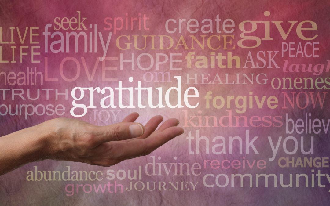 5 Benefits of Gratitude