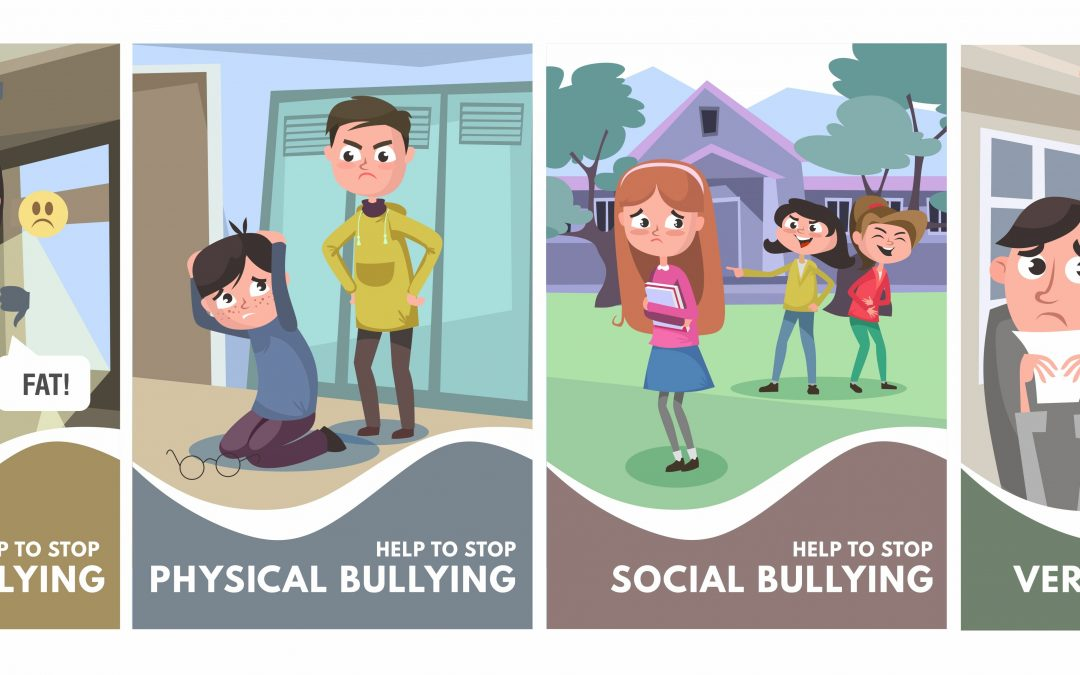 Bullying is Everywhere happening to BOTH KIDS AND ADULTS. It's Time to Recognize It and Stop It!